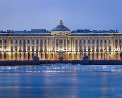 Petersburg'da Rusça Kursu 4 Haftalık