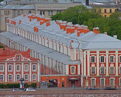 St. Petersburg Devlet Mimarlık ve İnşaat Mühendsiliği Üniversitesi